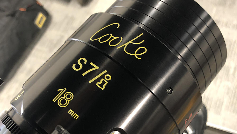 Cooke S7 18mm